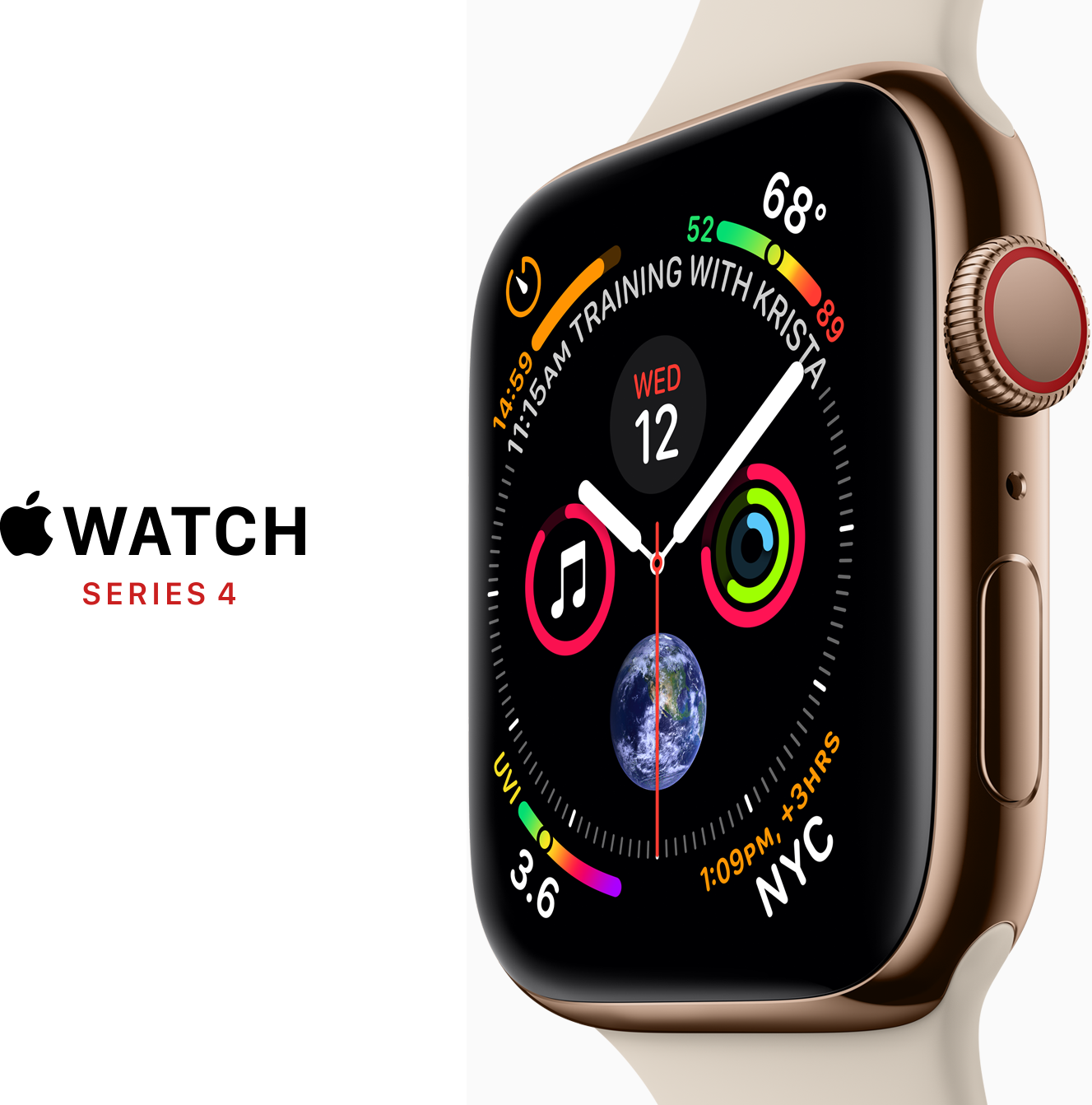 nuevo apple iwatch series 4