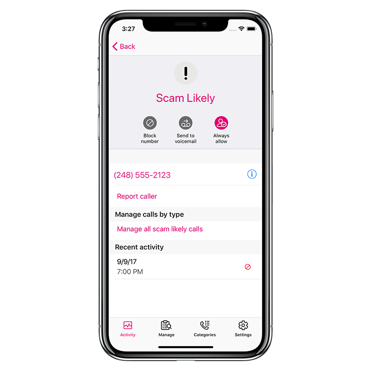 Call Protection | Automatic Scam Protection for Your Phone | T-Mobile