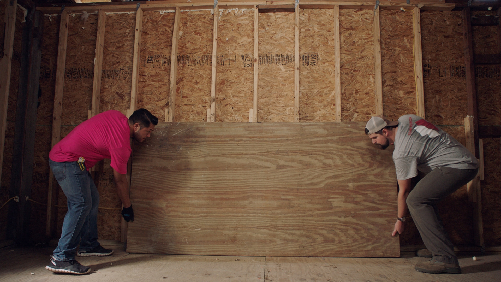 In September, T-Mobile employees joined forces with Team Rubicon volunteers to rebuild damaged homes in Texas.