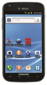 Samsung Galaxy S II at T-Mobile