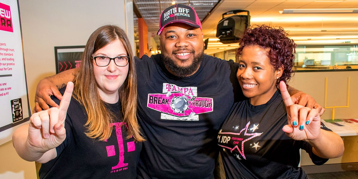 T-Mobile and MetroPCS Take J D  Power's Top Spots for