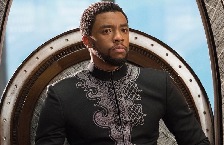 Blockbuster 'Black Panther' comes to Netflix September 4th