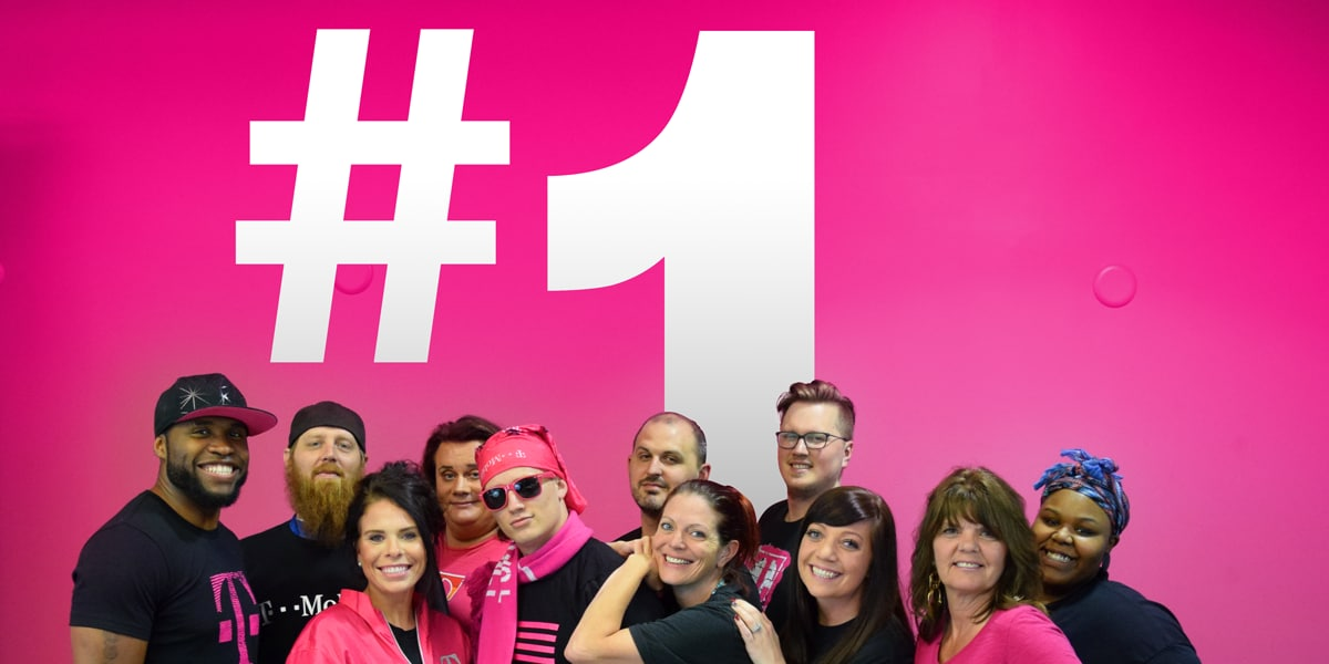 T-Mobile Takes J D  Power's Top Spot – AGAIN – for Wireless