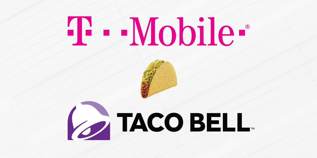 T-Mobile & Taco Bell Announce Free Tacos for Un-carrier Customers