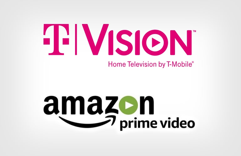T-Mobile and Amazon to Bring Prime Video to TVision Home   T