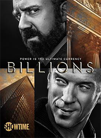 Billions TV show composite image