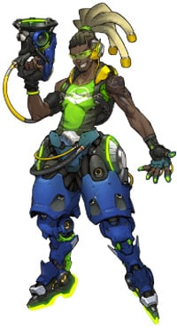Picture of Lucio from Overwatch