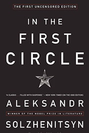 First Circle by Aleksandr Solzhenitsyn book cover