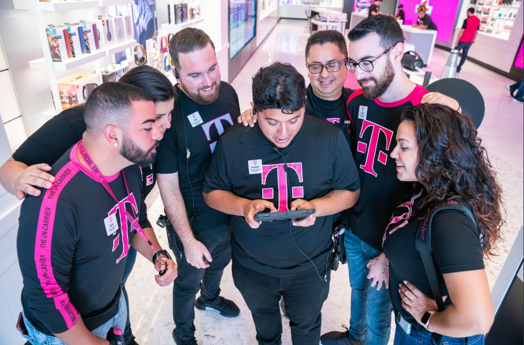 T-Mobile Retail Employees