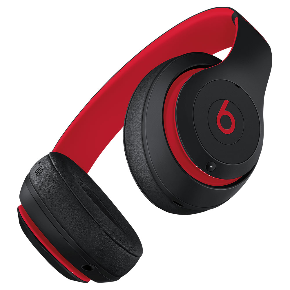 Beats Studio3 Wireless Headphones - Defiant Red