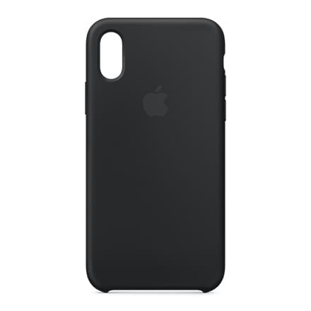 Apple Silicone Case for iPhone XS