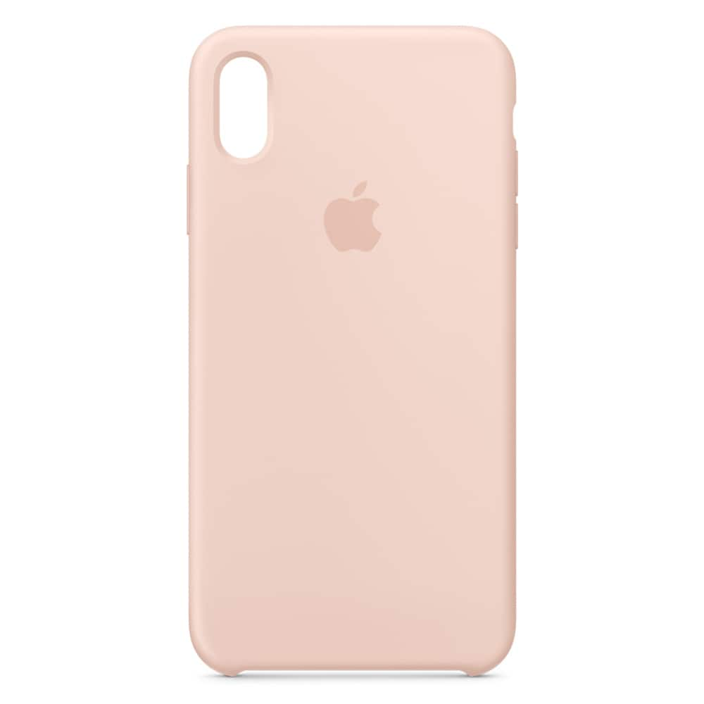 watch 8e7c5 49484 Apple Silicone Case for iPhone XS Max