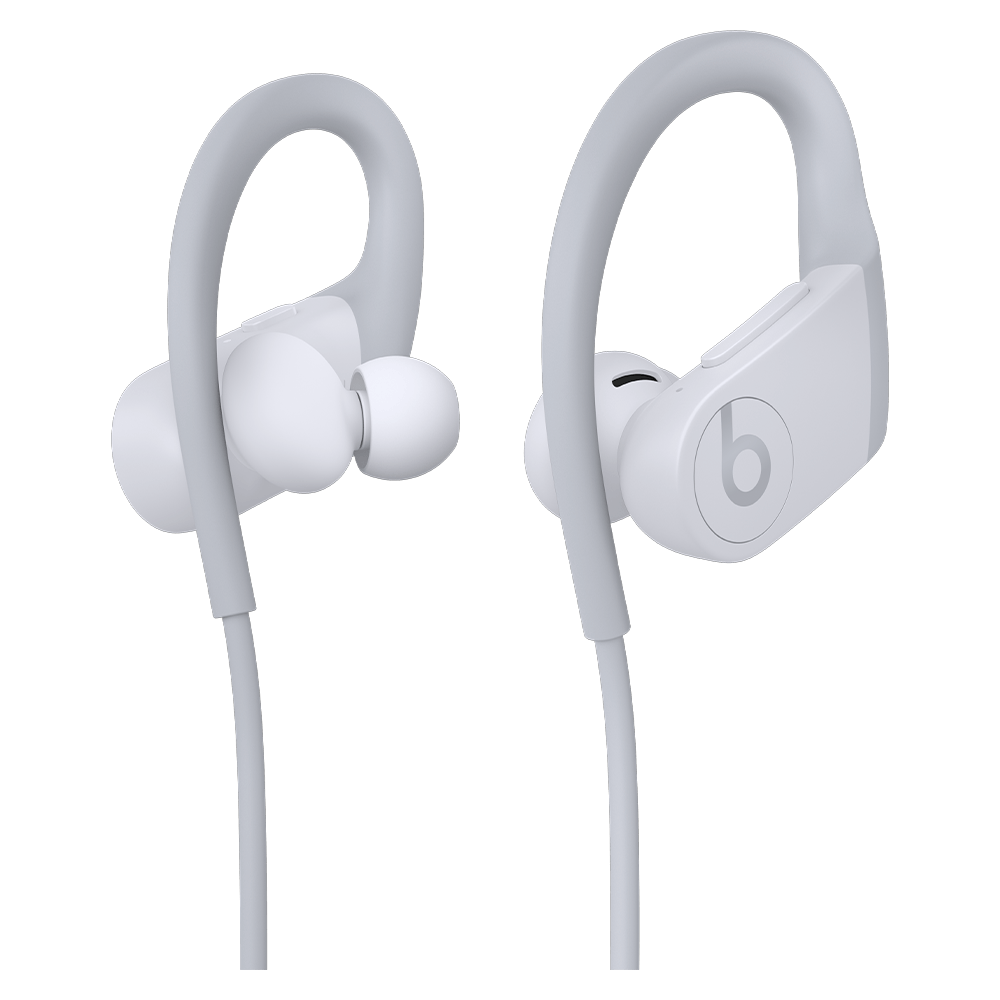 Powerbeats High-Performance Wireless Earphones - White