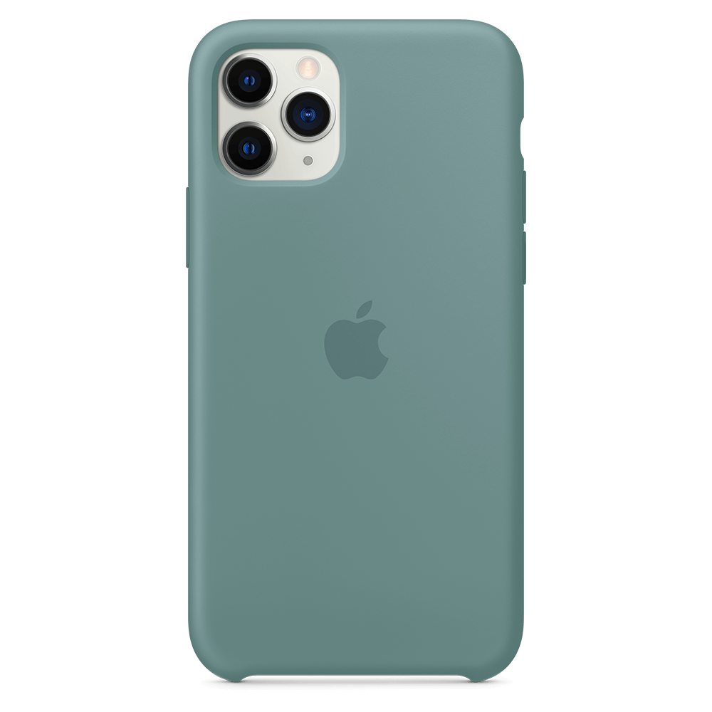 Apple Silicone Case for Apple iPhone 11 Pro - Cactus