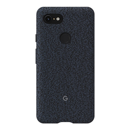 Google Fabric Case for Google Pixel 3a XL