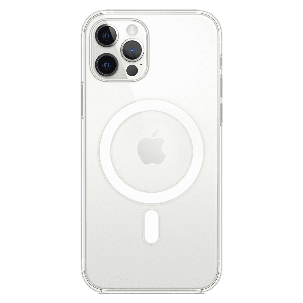 Apple Clear Case with MagSafe for Apple iPhone 12/12 Pro - Clear