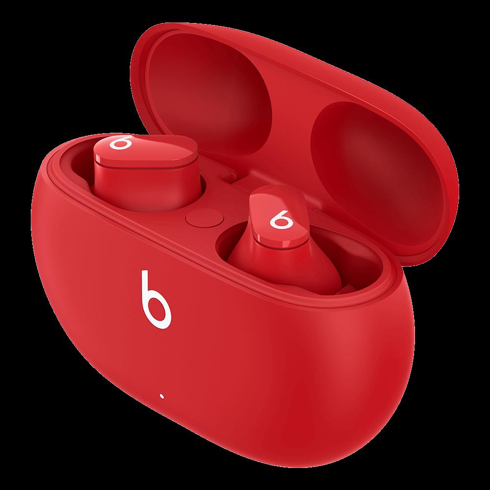 Beats Studio Buds True Wireless Noise Cancelling Earphones - Beats Red