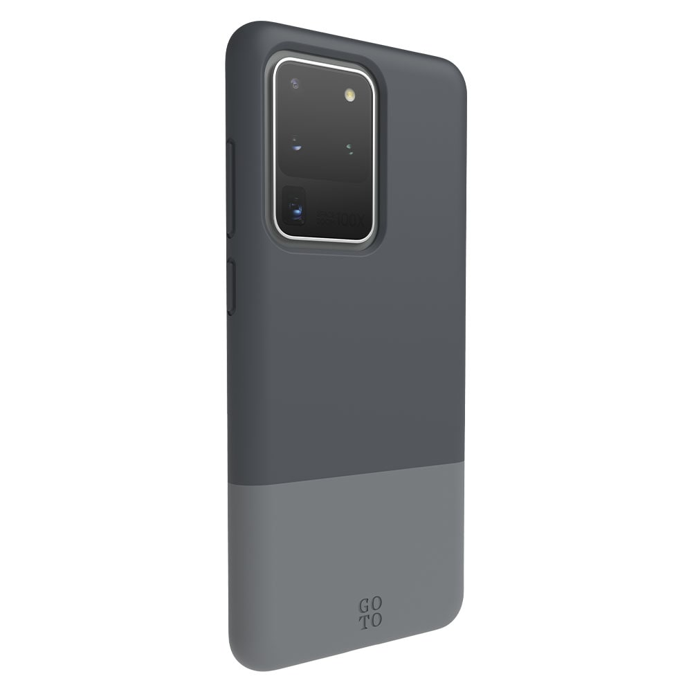 GoTo Shade Case for Samsung Galaxy S20 Ultra - Graphite Grey/Charcoal