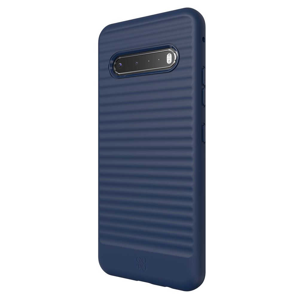 GoTo Swell Case for LG V60 ThinQ 5G - Navy Blue