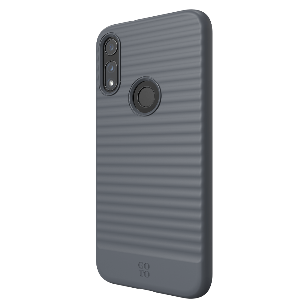 GoTo Swell Case for moto e - Grey