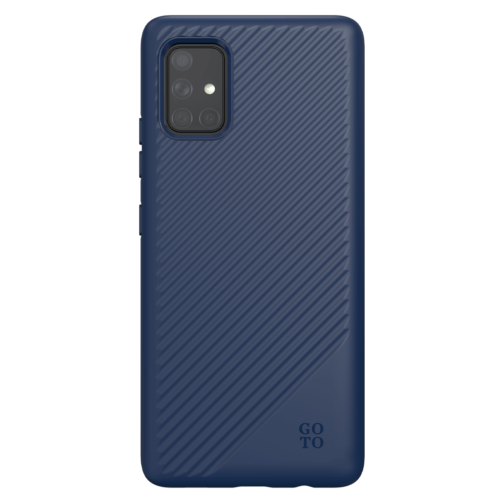 GoTo™ Fine Swell 45 Case for Samsung Galaxy A51 5G - Navy