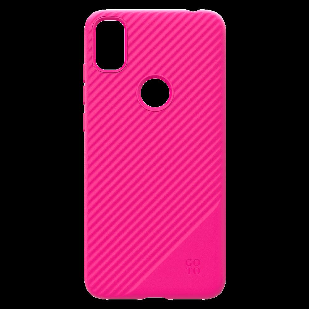 GoTo™ Fine Swell 45 Case for T-Mobile® REVVL 4 - Magneta