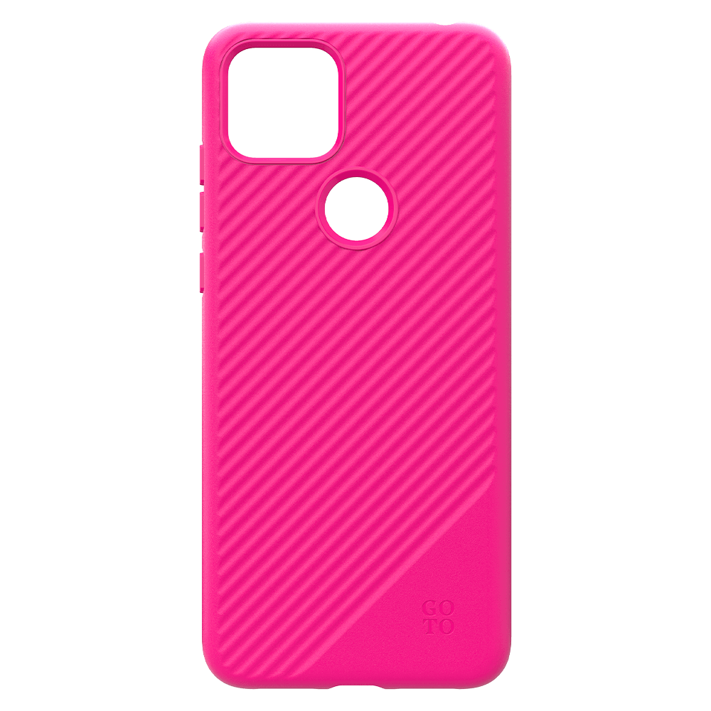 GoTo™ Fine Swell 45 Case for T-Mobile® REVVL 4+ - Magenta