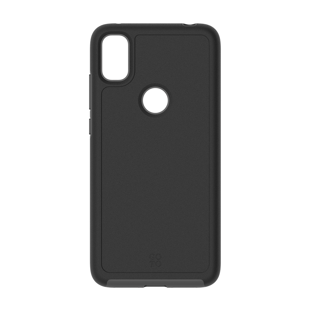 GoTo™ Pro Case for T-Mobile® REVVL 4 - Black