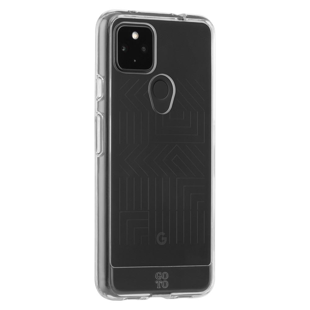 GoTo Define Case for Google Pixel 4a 5G - Clear