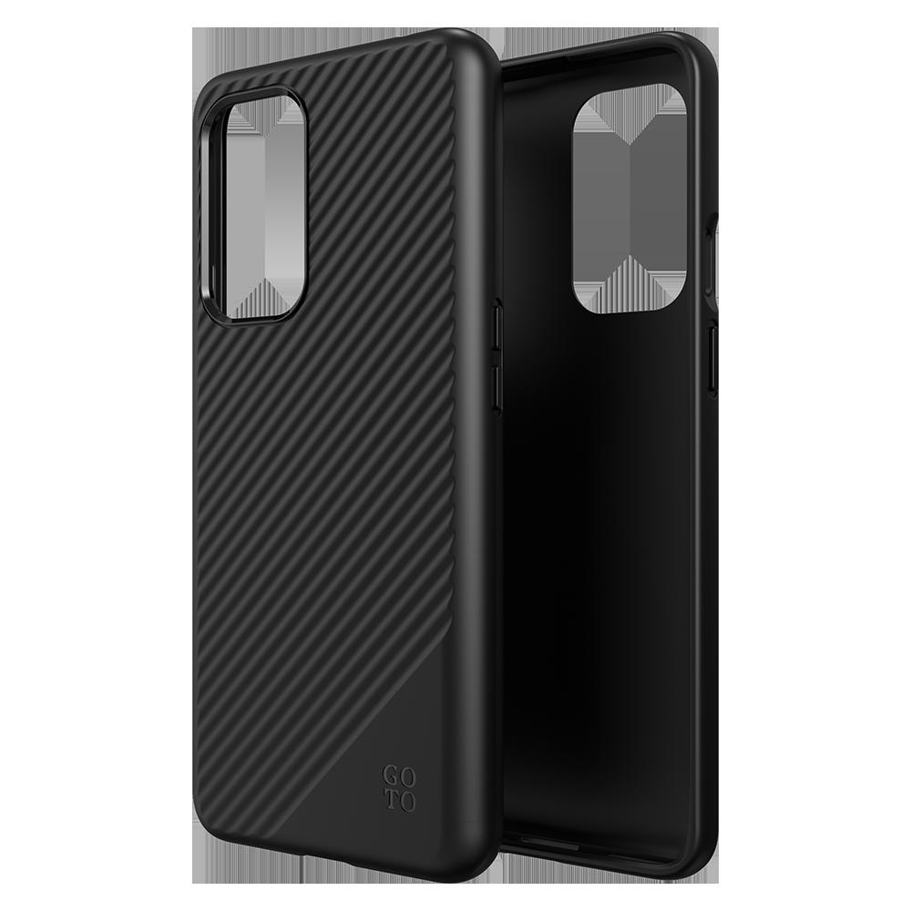 GoTo Fine Swell 45 Case for OnePlus 9 5G - Black