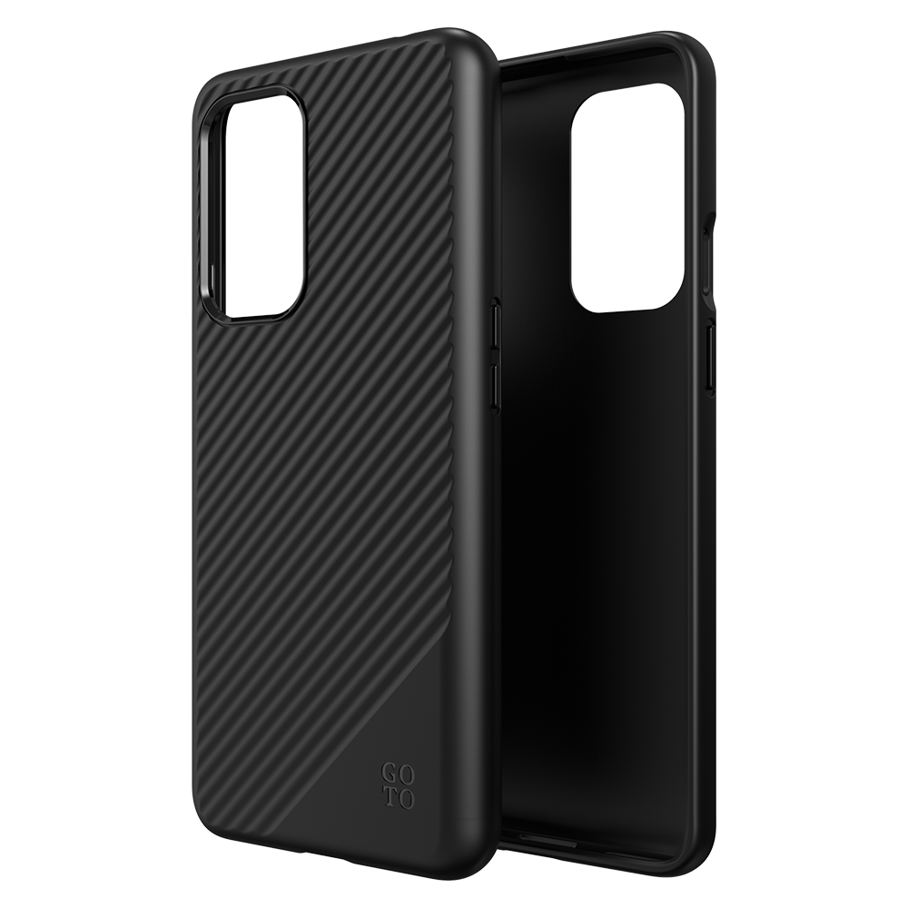 GoTo Fine Swell 45 Case for OnePlus 9 Pro 5G - Black