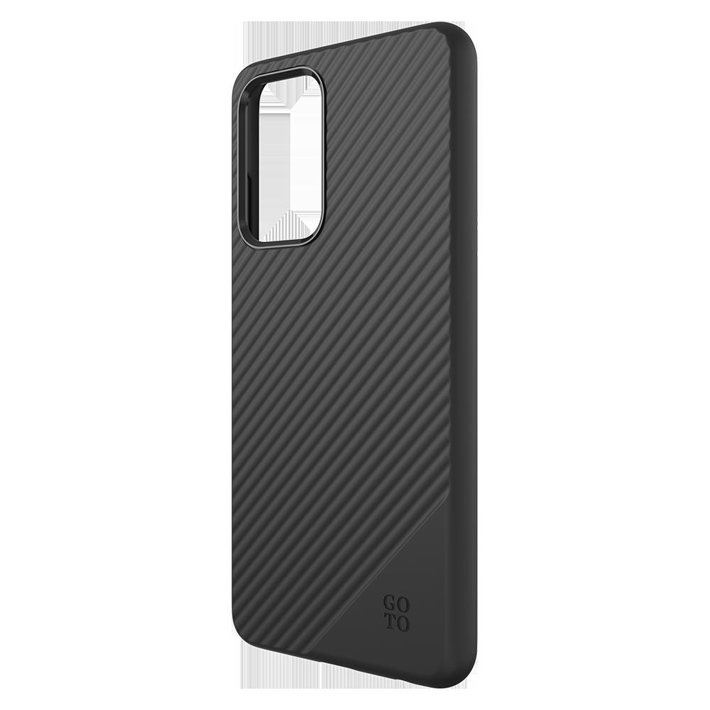 GoTo Fine Swell 45 Case for Samsung Galaxy A52 5G - Black