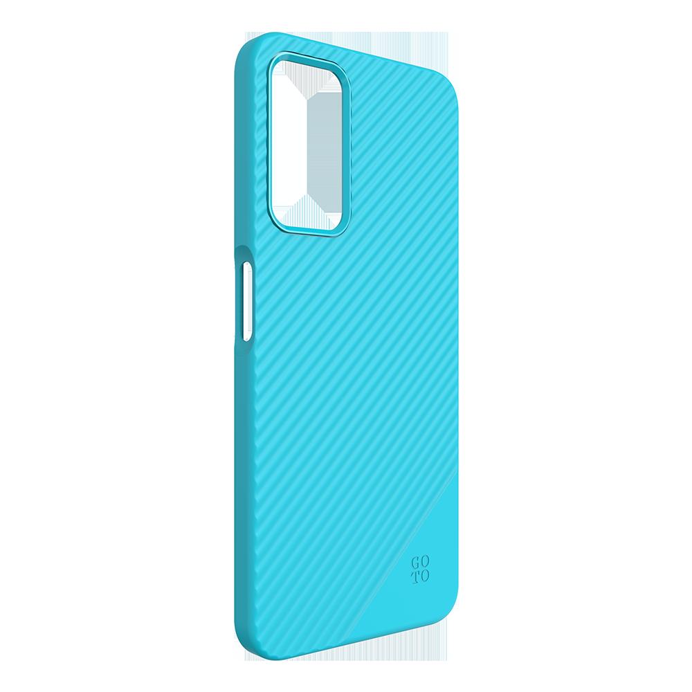 GoTo Fine Swell 45 Case for T-Mobile™ REVVL® V+ 5G - Aqua
