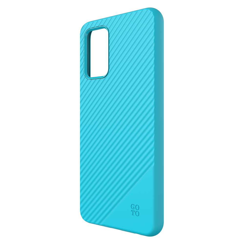 GoTo Fine Swell 45 Case for Samsung Galaxy A32 5G - Aqua