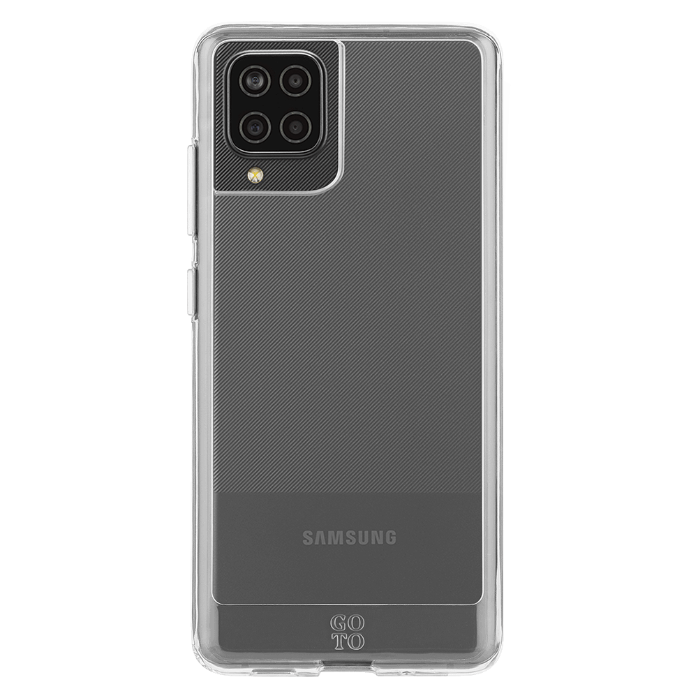 GoTo Define Case for Samsung Galaxy A12 - Clear
