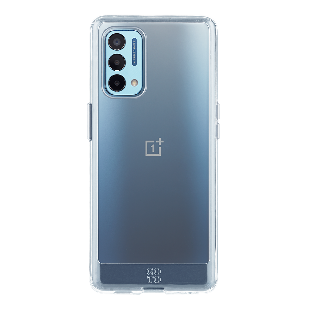 GoTo Define Case for OnePlus Nord N200 5G - Clear