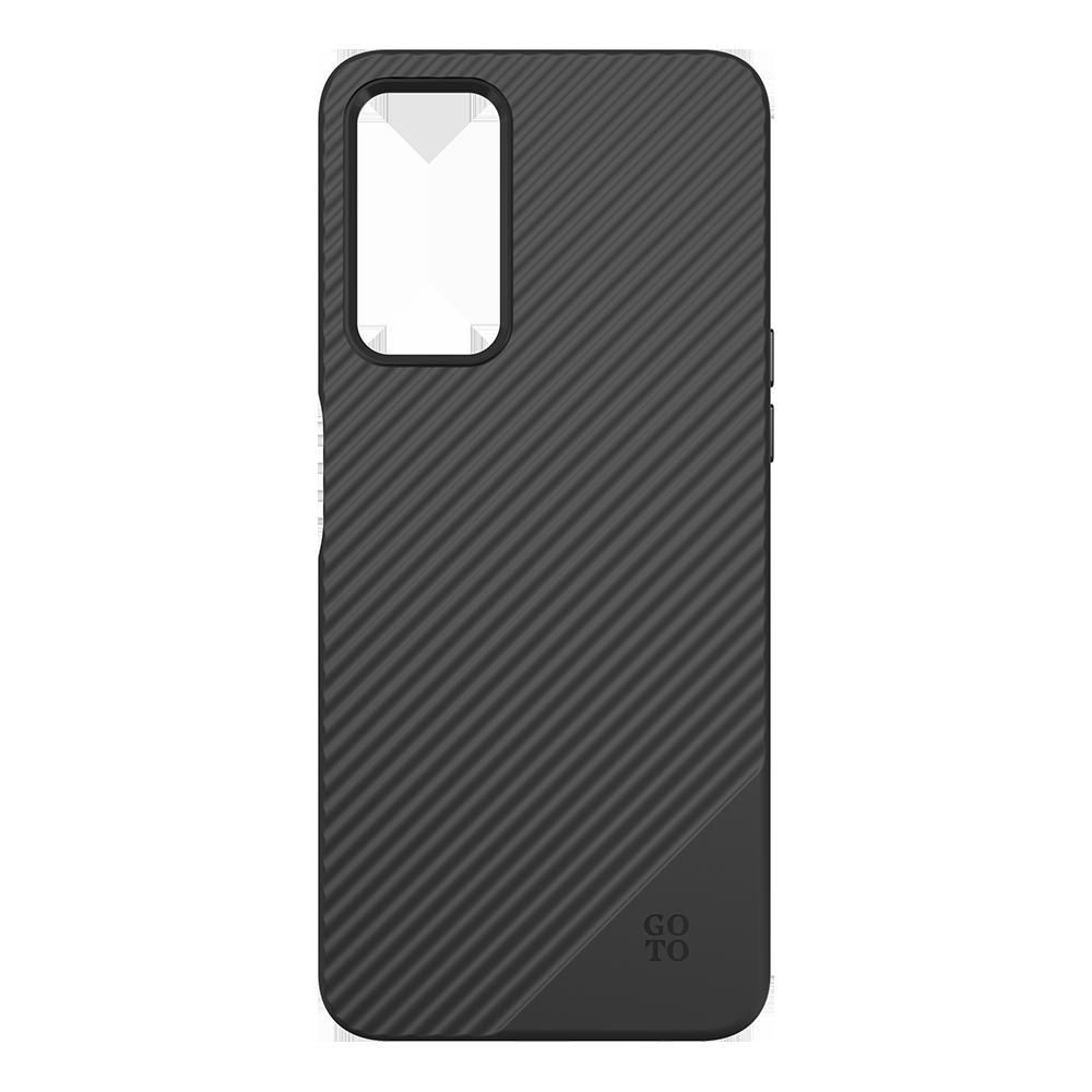 GoTo Fine Swell 45 Case for T-Mobile™ REVVL® V+ 5G - Black R2