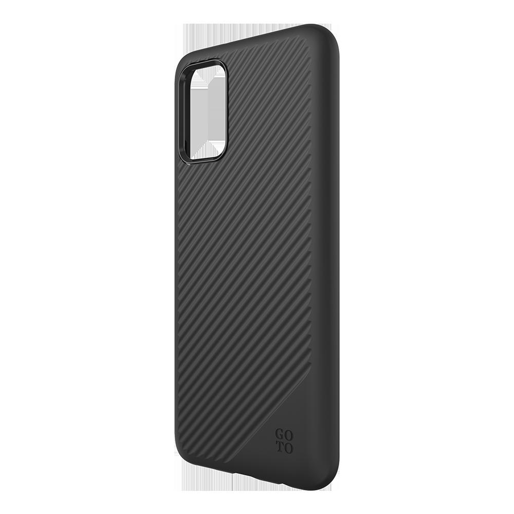 GoTo Fine Swell 45 Case for Samsung Galaxy A02s - Black R2