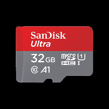 SanDiskSanDisk Ultra microSD UHS-I, 32 GB