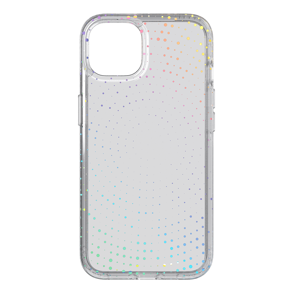 Tech21 Evo Radiant Case for Apple iPhone 13 - Sparkle Radiant