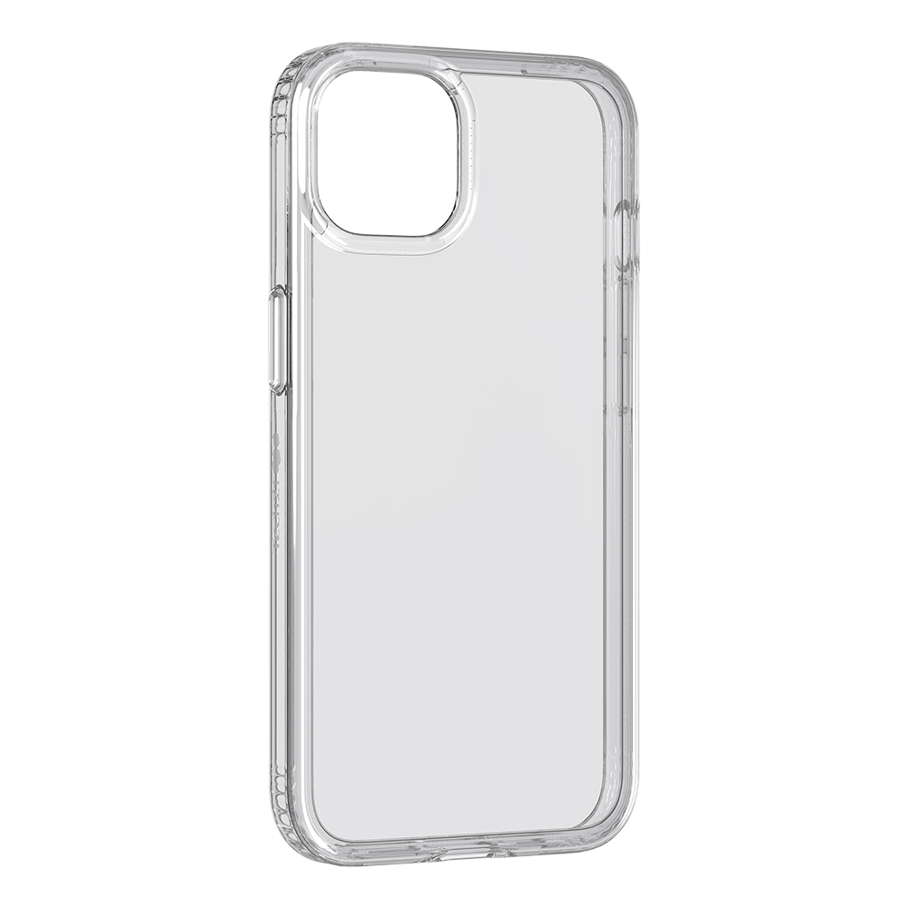 Tech21 Evo Clear Case for Apple iPhone 13 Pro Max/12 Pro Max - Clear