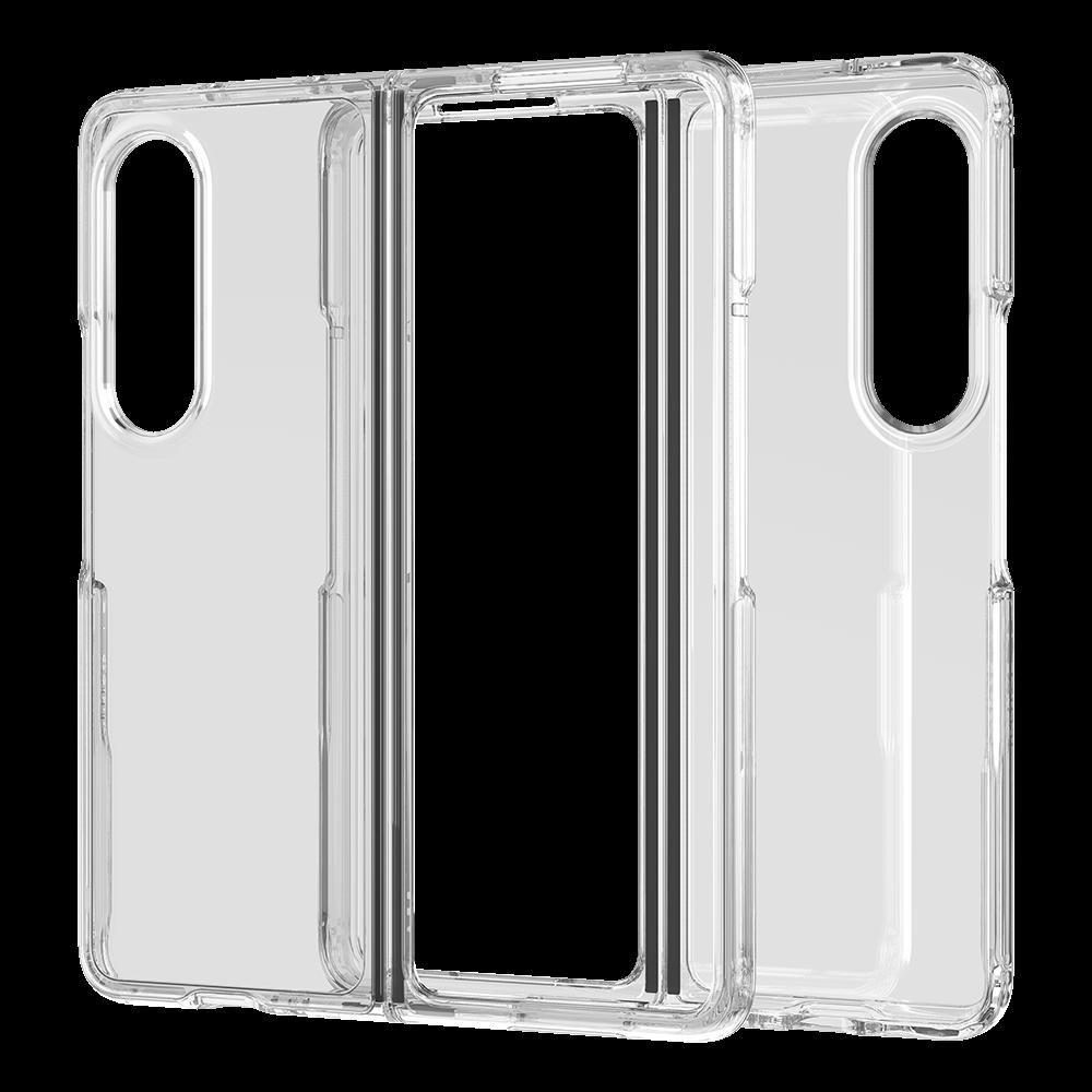 Tech21 Evo Clear Case for Samsung Galaxy Z Fold3 5G - Clear