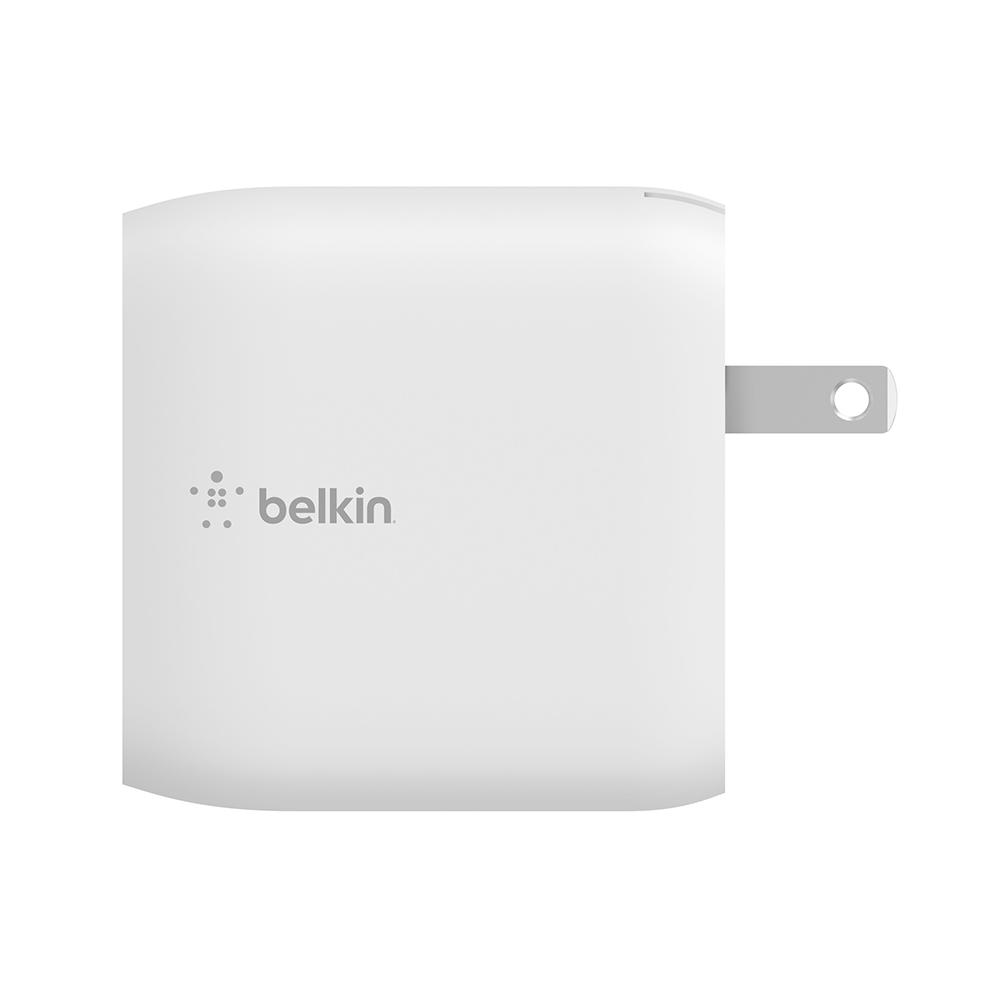 Belkin Dual USB-C PD 40W - White