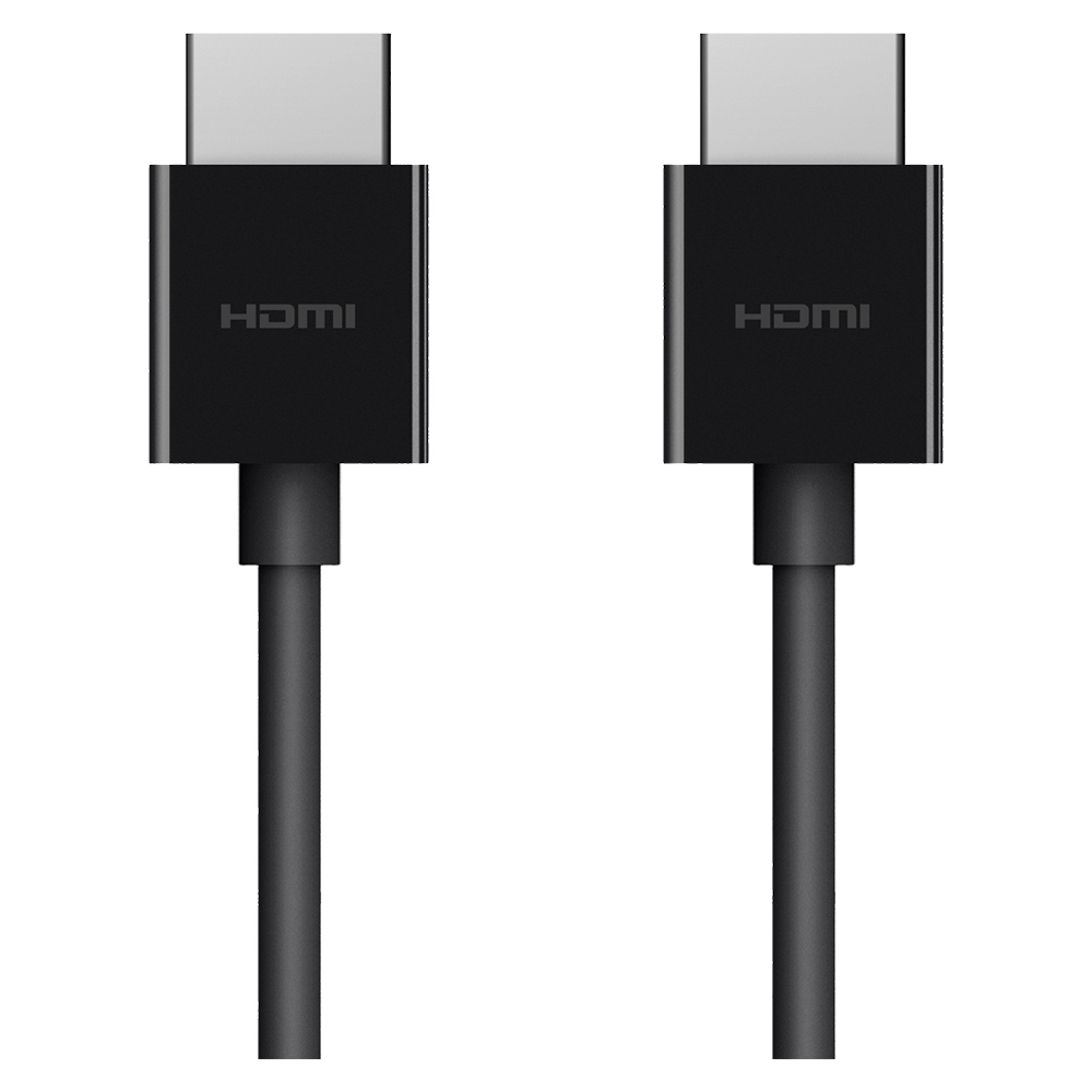 Belkin 4K Ultra High-speed HDMI 2.1 Cable - Black
