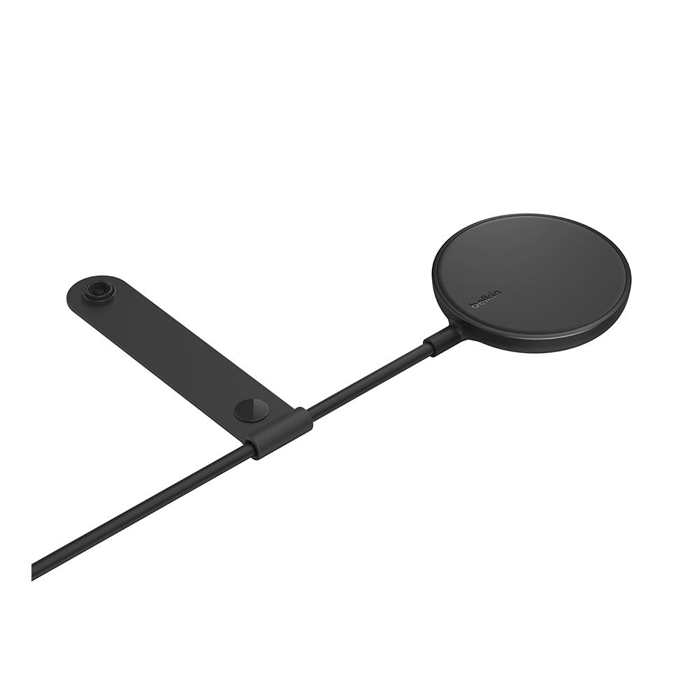 Belkin Magnetic 7.5W Wireless Charging Pad - Black