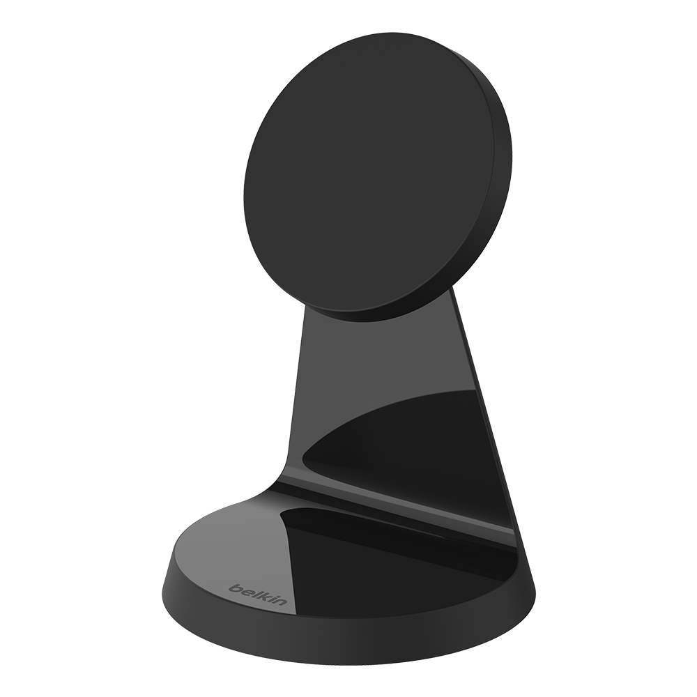 Belkin Magnetic 7.5W Wireless Charging Stand - Black