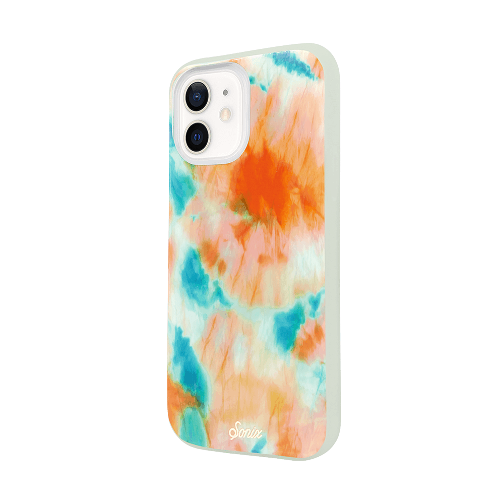 Sonix Case for Apple iPhone 6.1/PRO - Tie Die Orange