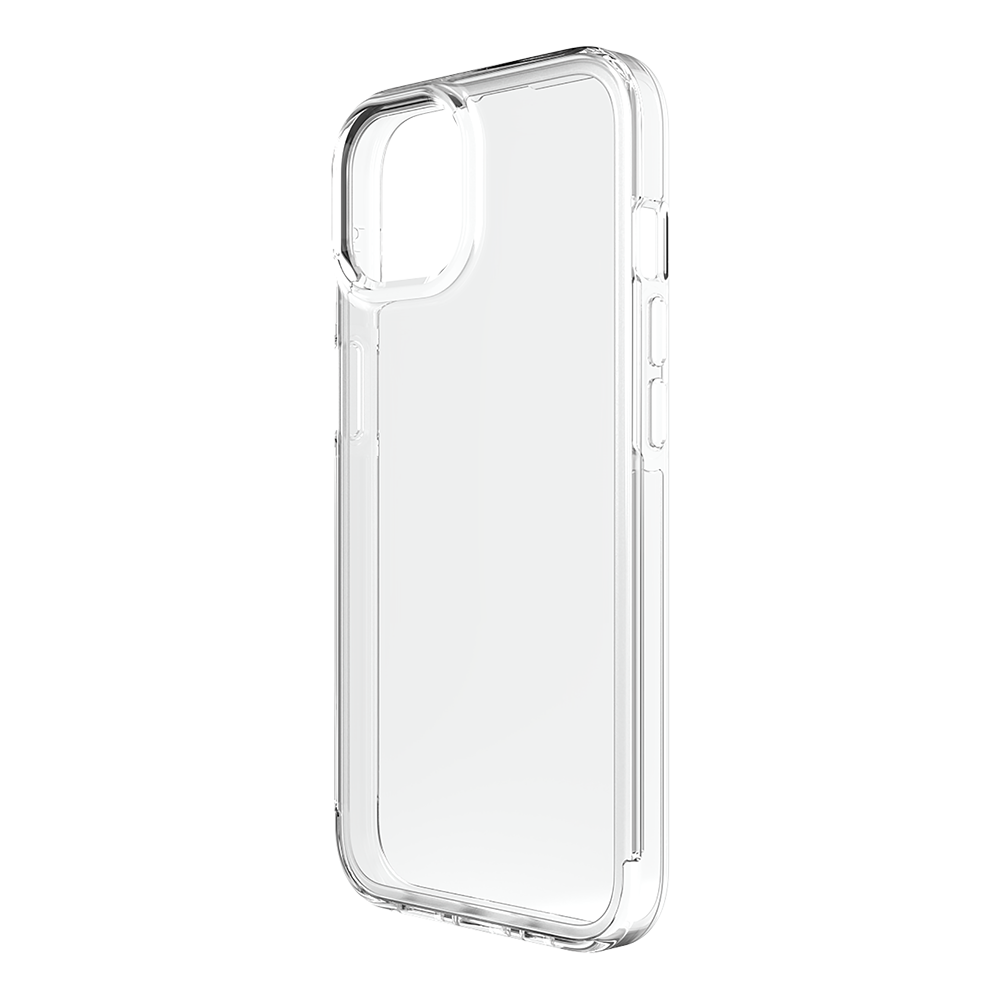 Pivet Aspect Case for Apple iPhone 13 Pro Max/12 Pro Max - Clear