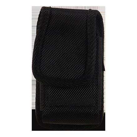PureGear Flip Phone Belt Clip Case for phones 5 x 2.25 inches or smaller - Black