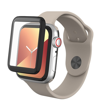 ZAGG InvisibleShield GlassFusion Screen Protector Apple Watch Series 5, 40mm